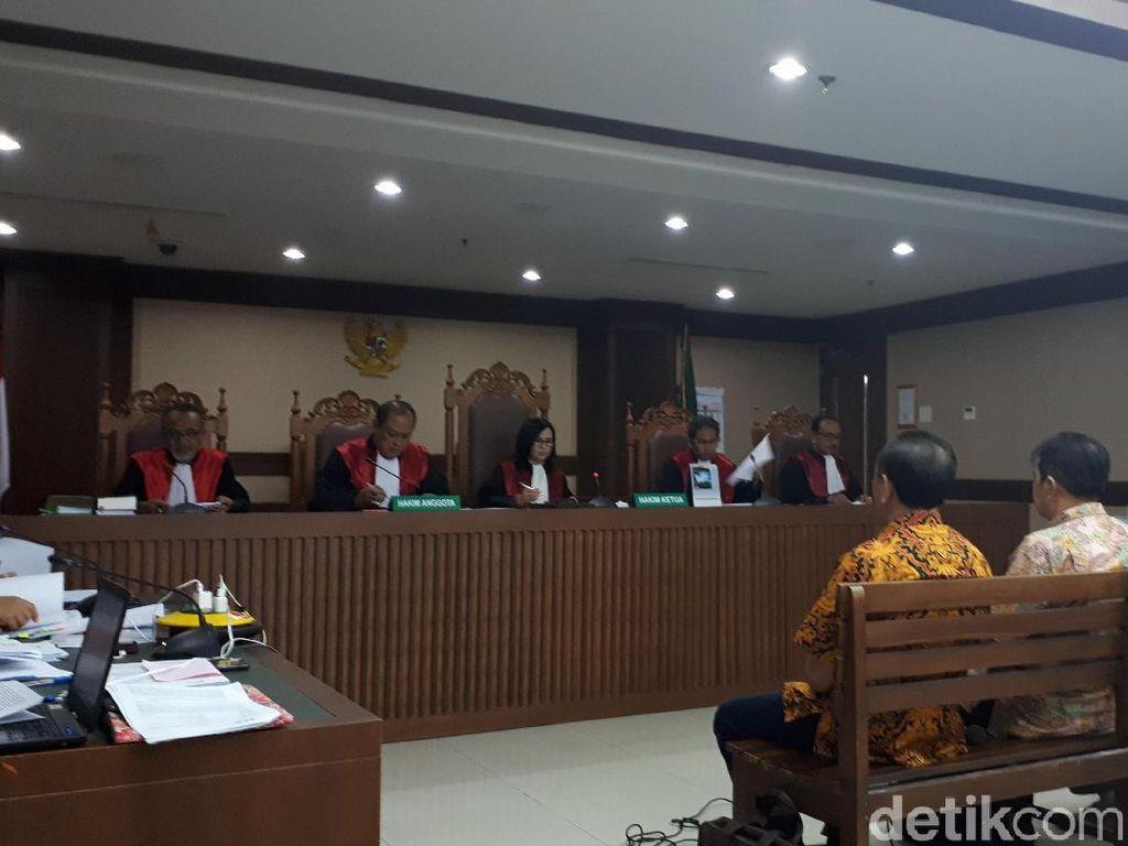 Suap APBD, Kepala BPKAD Lampung Tengah Akui Terima Rp 100 Juta
