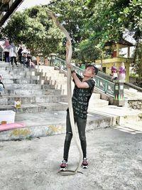 Rizky Korban King Cobra yang Dianggap Mati Suri Dimakamkan