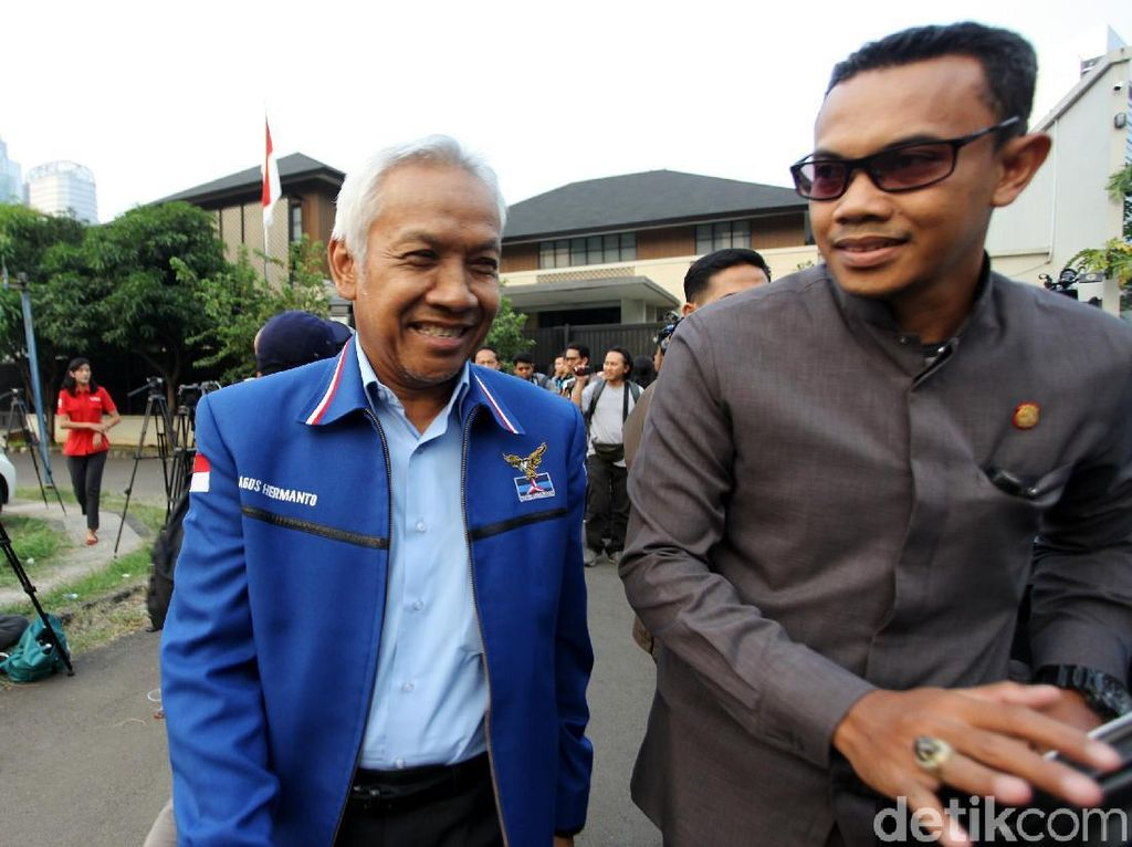Deddy Mizwar Dukung Jokowi-Maruf, Demokrat: Sudah Tahu Risikonya