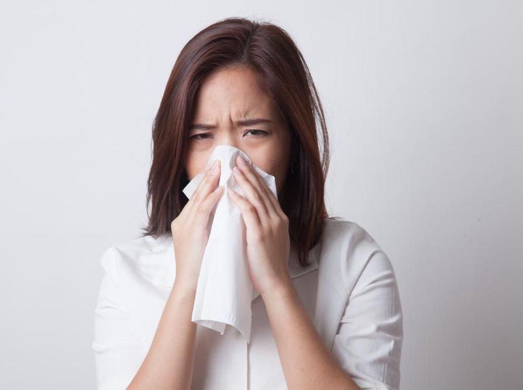 Dampak Aneh Sakit Flu, Bisa Tumbuh Sel Pengecap di Paru-paru