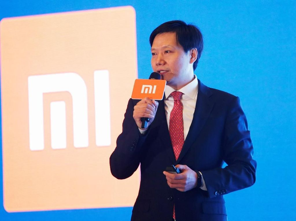 CEO Xiaomi Buka-bukaan Strategi Tahun Ini