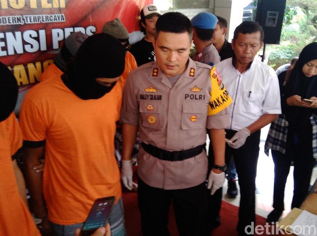 Sindikat Pengedar 15 Kg Ganja dan Sabu Ditangkap di Tangerang