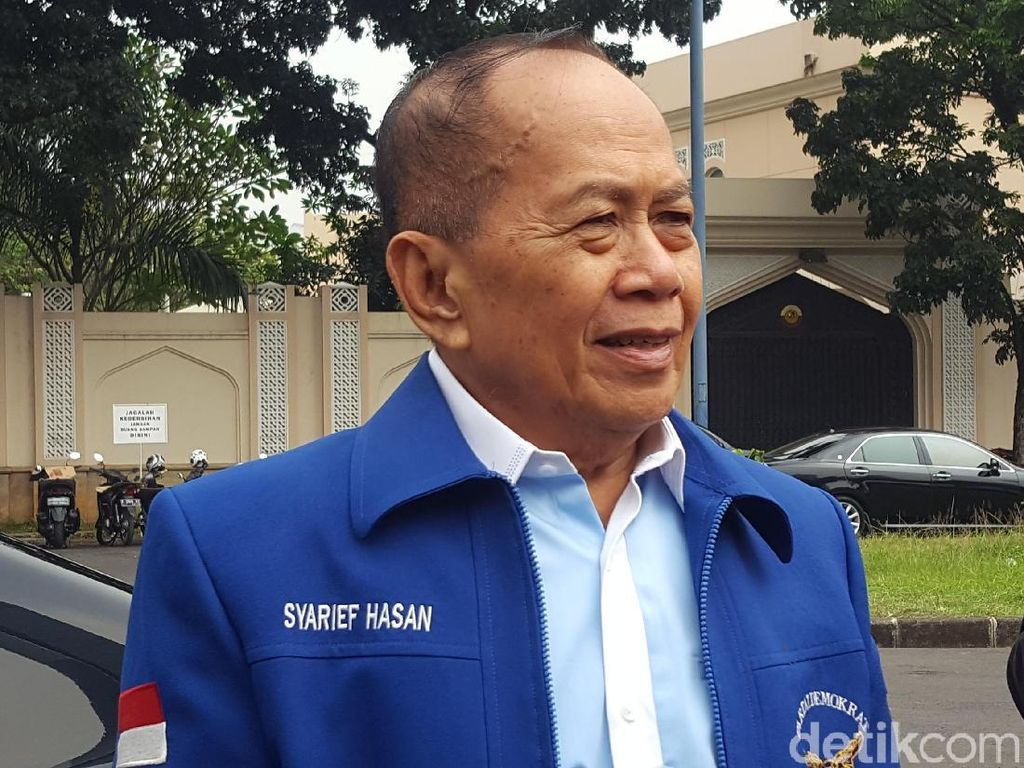 Soal Survei Charta Politika, PD Bicara Coattail Effect Prabowo-Sandiaga