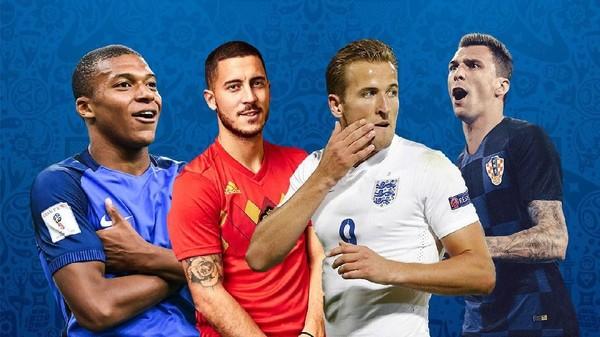 Video: Ini Piala Dunia atau Piala Eropa?