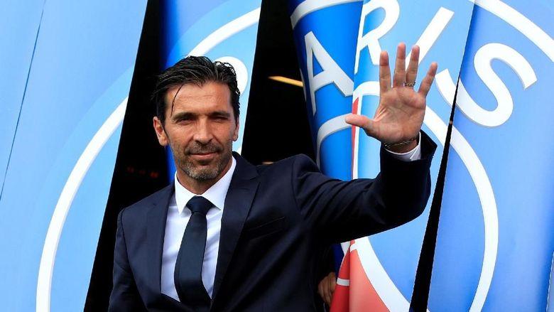 Buffon ke PSG Bukan karena Terobsesi Liga Champions
