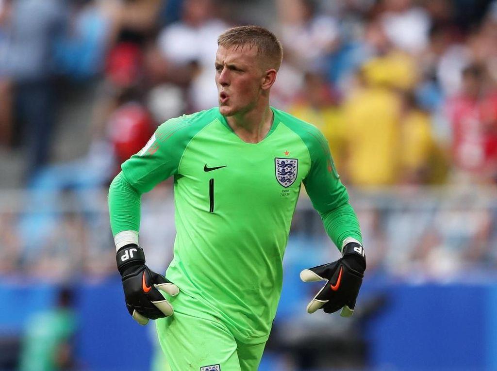 Pickford Jangan Dulu Tinggalkan Everton