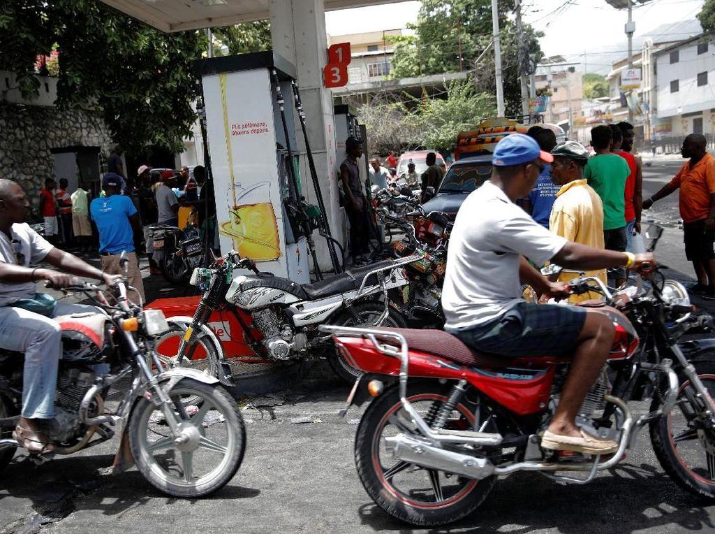 Disebut Prabowo Haiti Mirip RI, Begini Kondisi Ekonominya