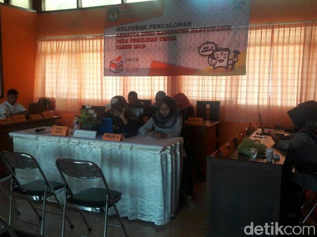 Hari ke-6 Pendaftaran Bacaleg di Banyuwangi Masih Sepi