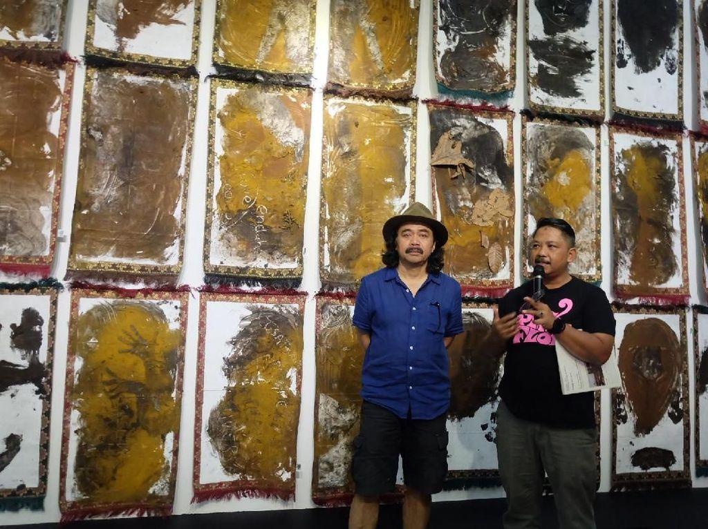 Pameran Tunggal Tisna Sanjaya Buat Rusuh Galeri Nasional Indonesia
