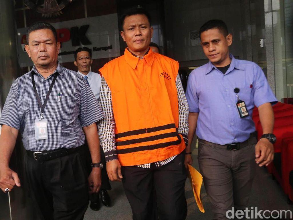 KPK Tahan Dua Eks Anggota DPRD Sumut