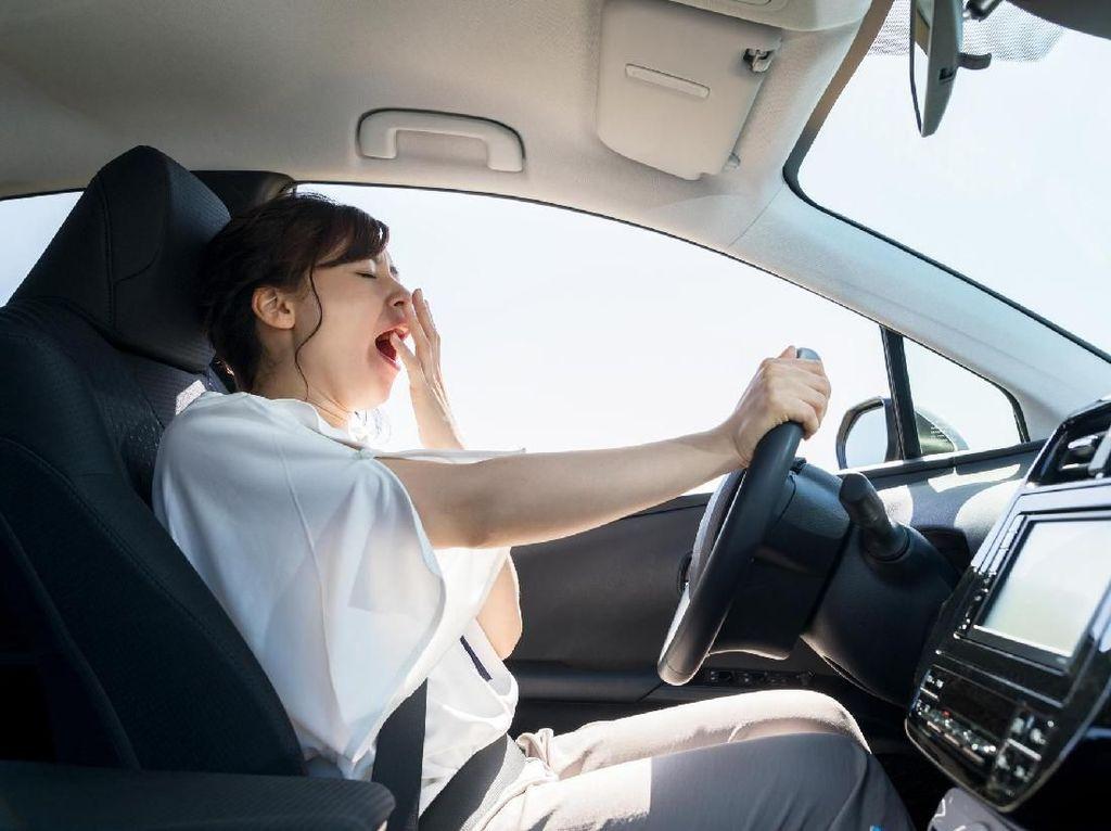 Mengenal Microsleep, Tidur Sekejap Pemicu Kecelakaan Fatal di Jalan