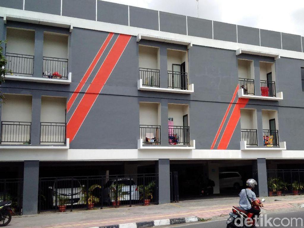 Kos Mahasiswa VIP di Riau, dari CCTV hingga Dijaga Satpam