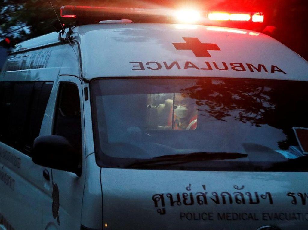 4 Remaja yang Terjebak di Gua Berhasil Diselamatkan