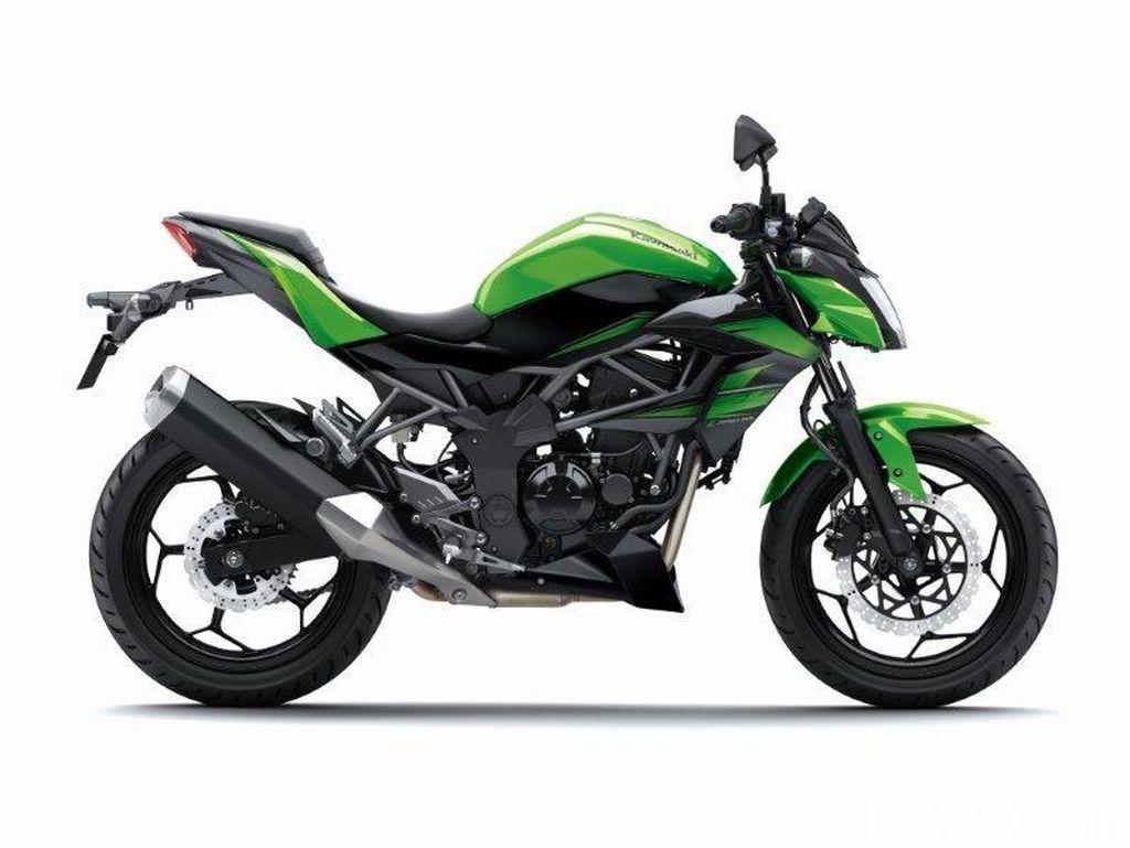 Penjualan Lagi Tak Seseksi Modelnya, Kawasaki Santai