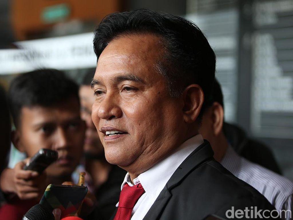 Dilema Yusril: Jokowi Pilih Ulama, Prabowo Malah Pilih Pengusaha