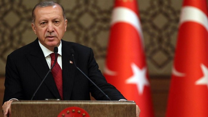 Presiden Turki, Recep Tayyip Erdogan. Foto: BBC World
