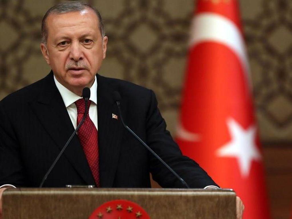 Erdogan dan MBS Mungkin Bertemu di Sela-sela G20 Argentina