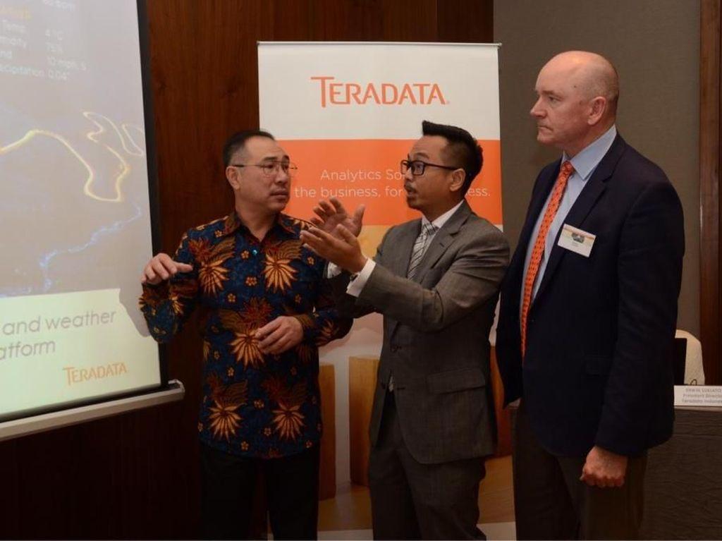 Teradata Boyong 4D Analytics ke Indonesia