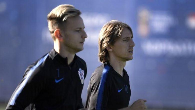 Modric-Rakitic, Dua Dinamo Kroasia yang Jadi Ancaman Inggris