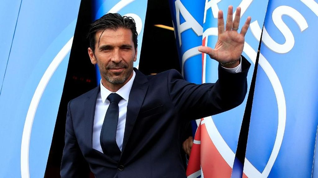 Bienvenue, Gianluigi Buffon