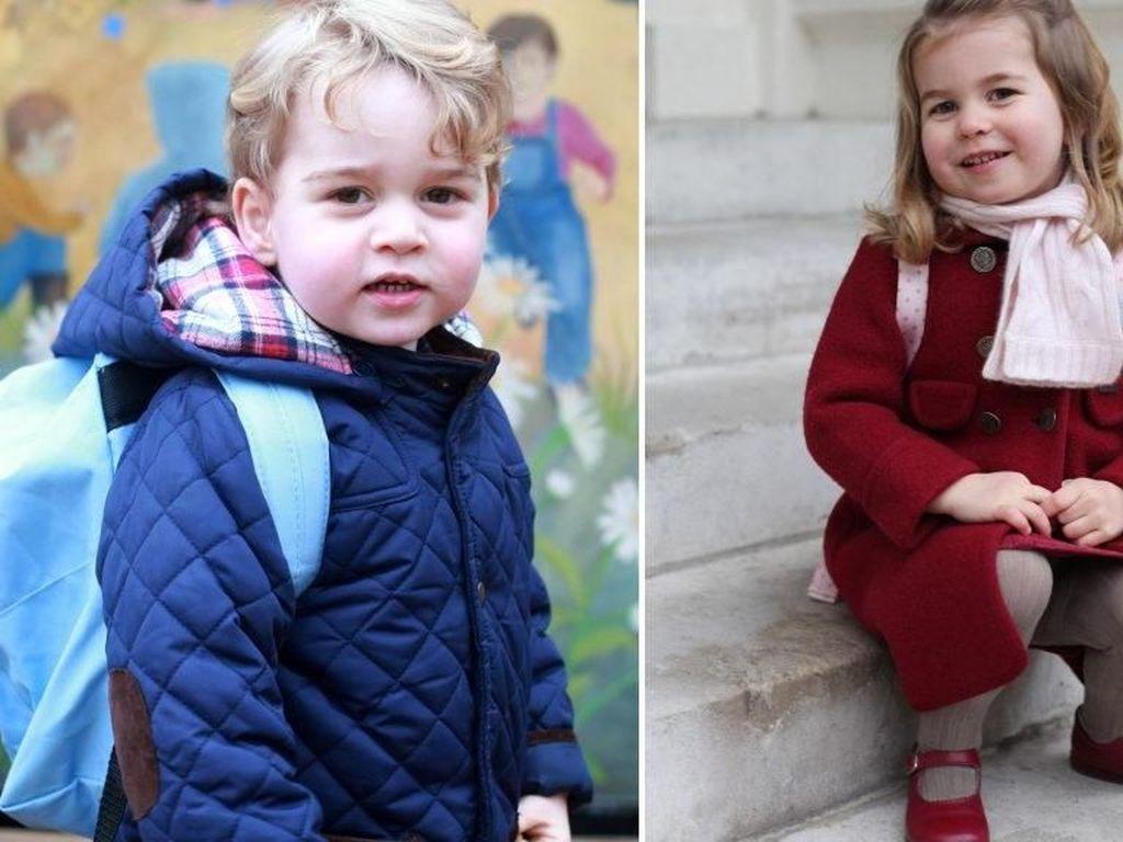 Wah, Pangeran George dan Putri Charlotte Ternyata Paling Suka Saus Ini!