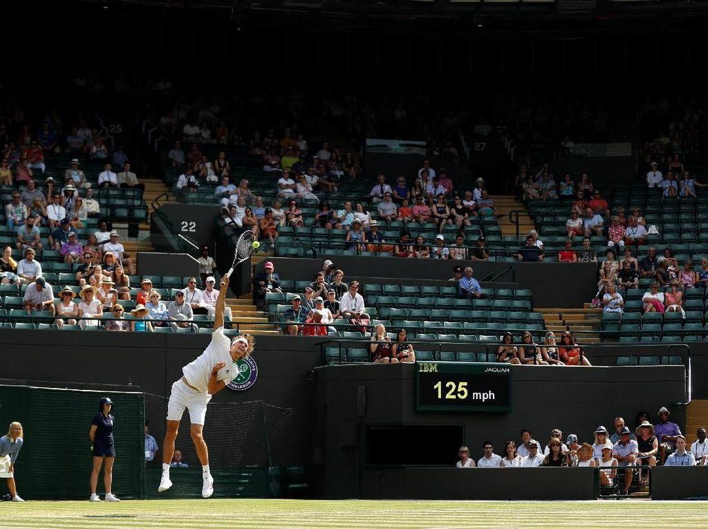 Bentrok dengan Final Piala Dunia, Wimbledon Takkan Ubah Jadwal Final Putra