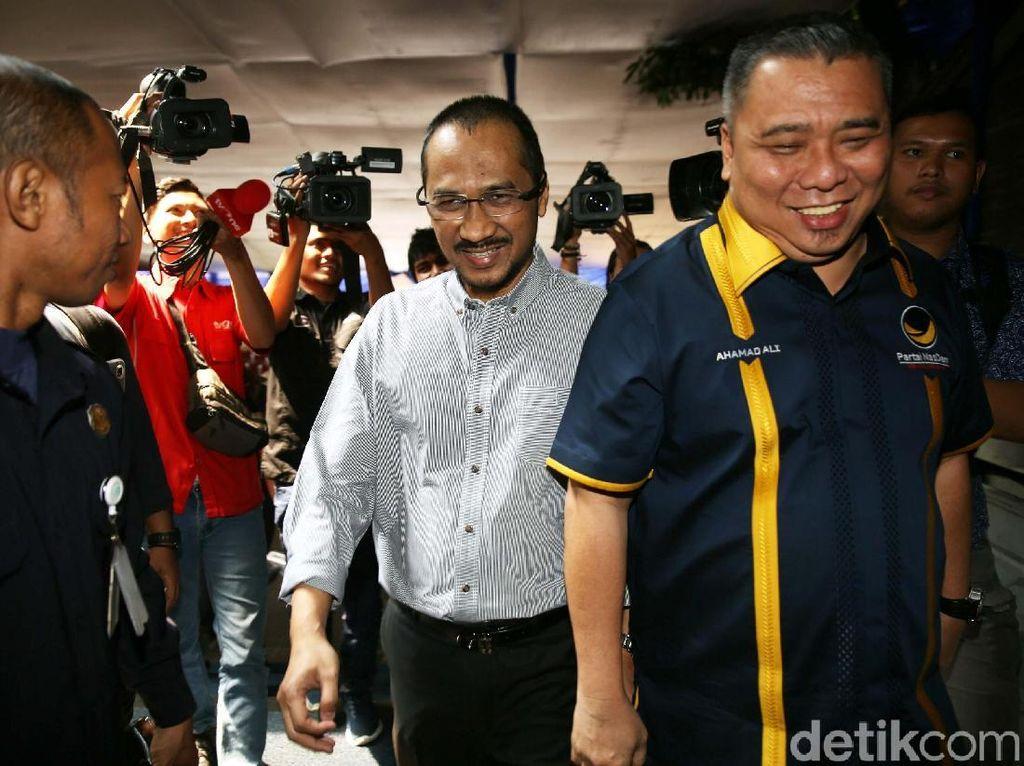 Ditanya Pilih Jokowi atau Prabowo, Ini Jawaban Abraham Samad