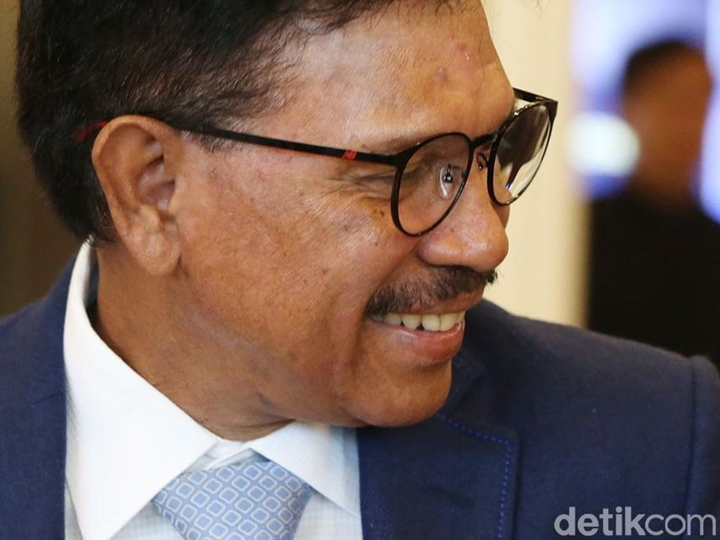 NasDem: Koalisi Jokowi Punya Banyak Calon Ketua MPR, Tak Perlu Orang Luar