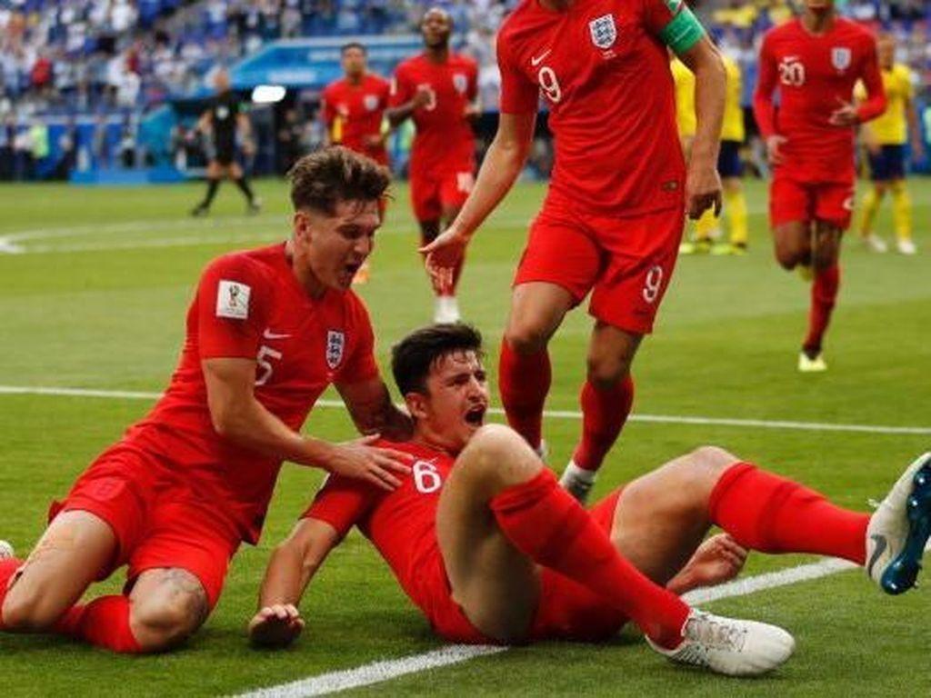 Sepakbola akan Pulang ke Inggris... tanpa Trofi
