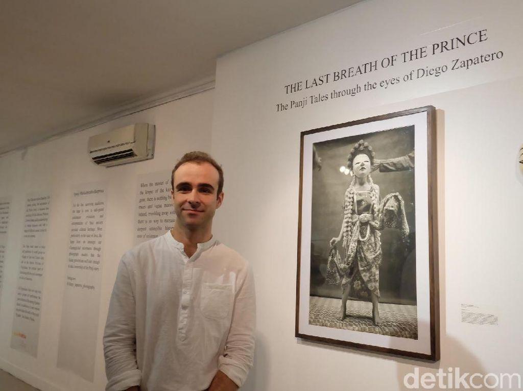 Cerita Fotografer Spanyol Kepincut Cerita Rakyat Panji
