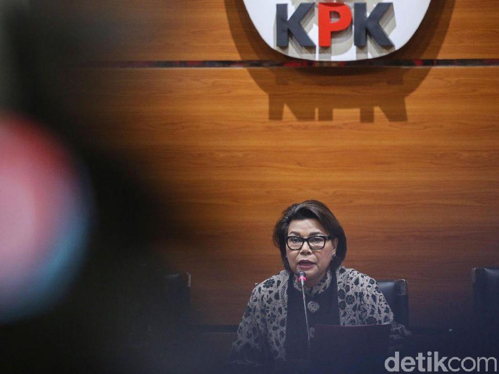 3 Pimpinan KPK Serahkan Mandat ke Jokowi, Basaria Pilih Sampai Desember