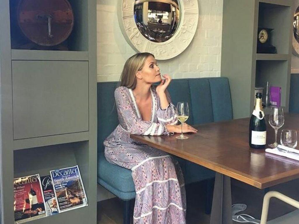Ini Bukti Lady Kitty Spancer, Keponakan Putri Diana Suka Masak