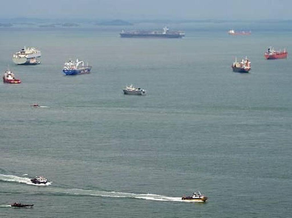 Sri Lanka Usir Kapal Pembawa Material Nuklir Tujuan ke China