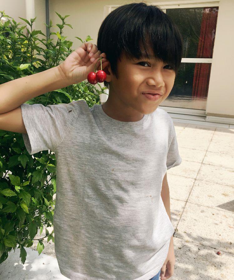Pitu adalah nama panggilannya, Bun. (Foto: Instagram/sarahcandra)