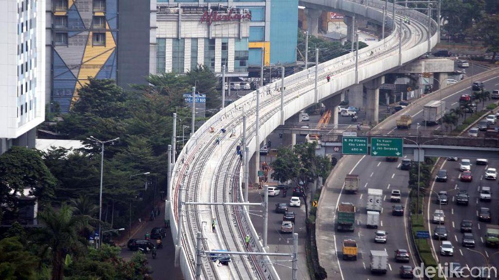 Jelang Asian Games 2018, Pemprov Kebut Pembangunan MRT
