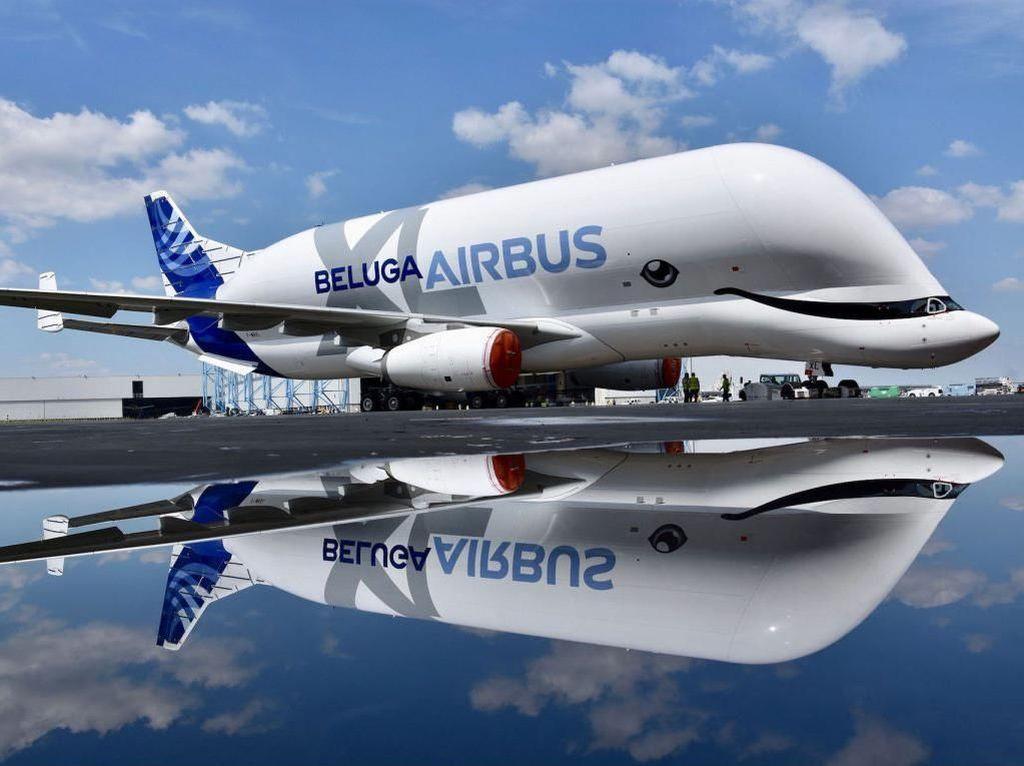 135.000 Karyawan Airbus Terancam PHK
