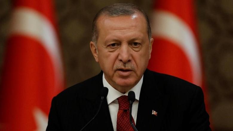 Balas Hukuman Ke Menterinya, Erdogan Akan Bekukan Aset Menteri As