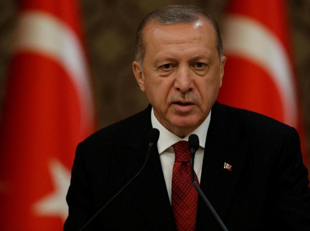 Hitung Ulang Ditolak, Erdogan Serukan Pemilu di Istanbul Dianulir