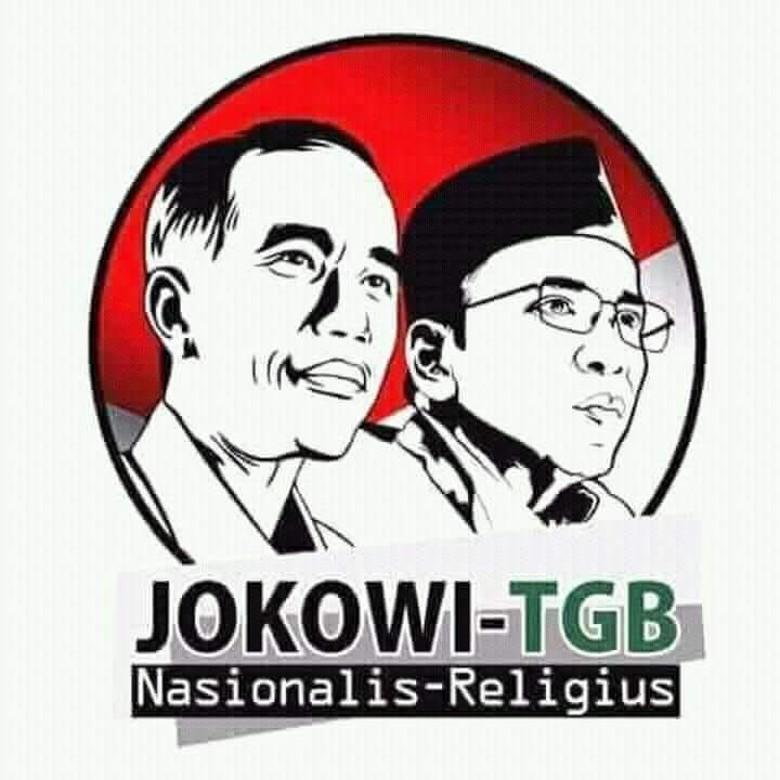 PDIP: Nama TGB Mengerucut ke Daftar Cawapres Jokowi