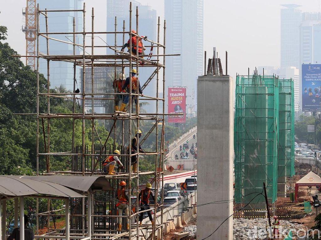 Mau Dibangun Mulai 2020, Ini Rute LRT Medan