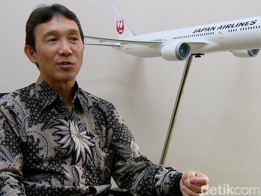 Traveler Indonesia yang Menarik Hati Japan Airlines