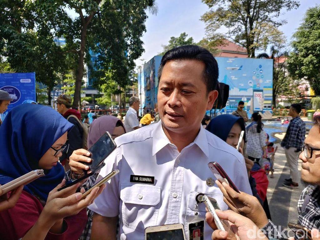Kapan Wali Kota Bandung Lantik Sekda Baru?