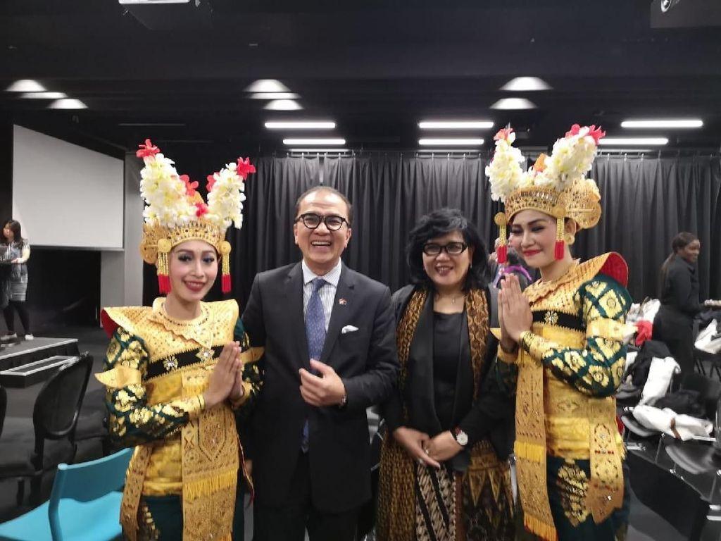 KBRI Wellington Gelar Konser Budaya Istimewa di Selandia Baru