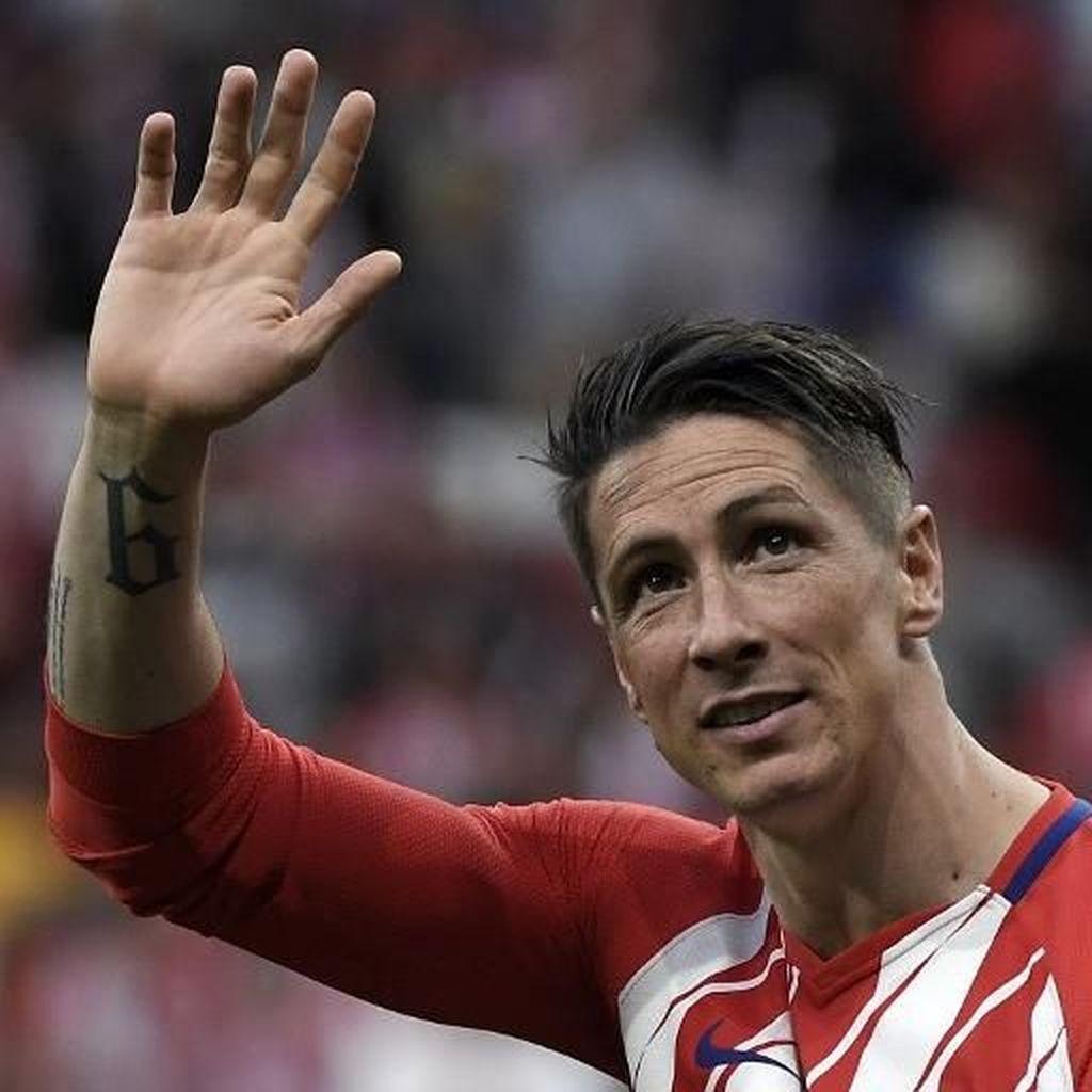 Fernando Torres Lanjutkan Karier ke Jepang