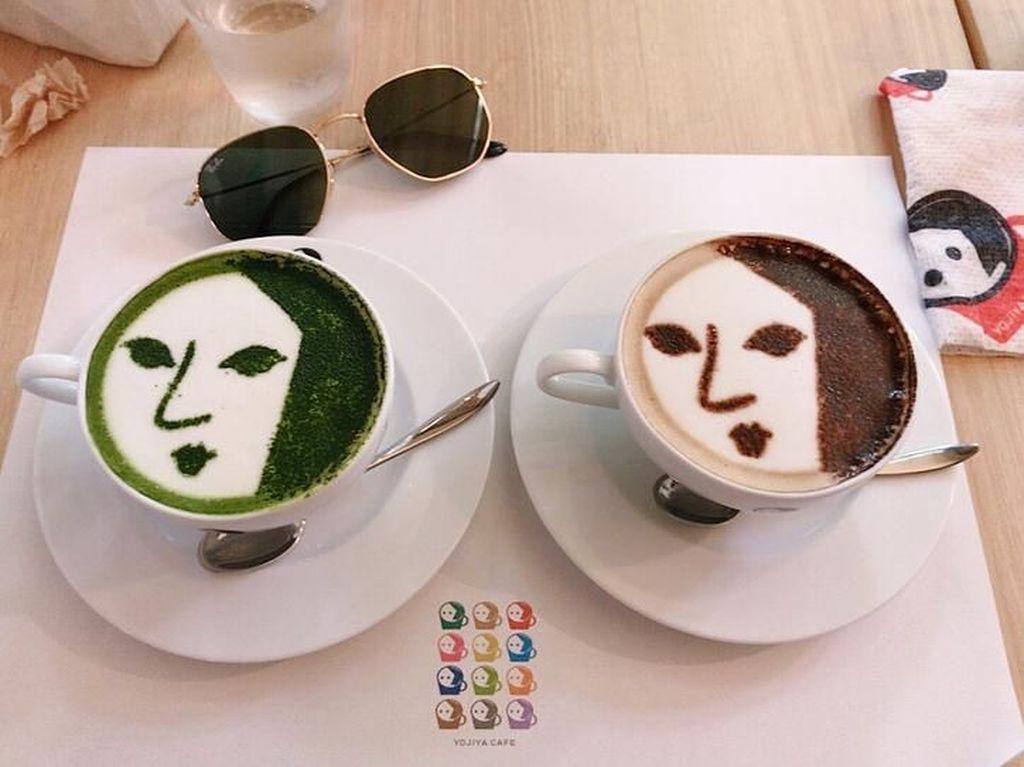 Ini Tren Kafe Terbaru di Tokyo untuk Penggemar Matcha