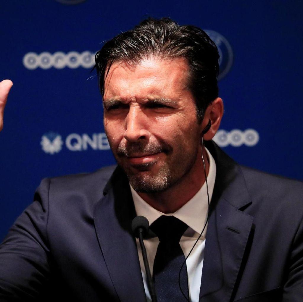 Buffon: Timnas Italia Sudah Tidak Butuh Saya