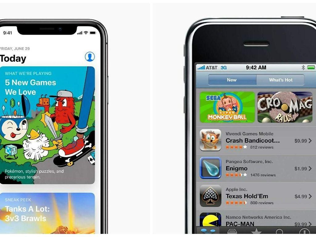Selamat Ulang Tahun, App Store