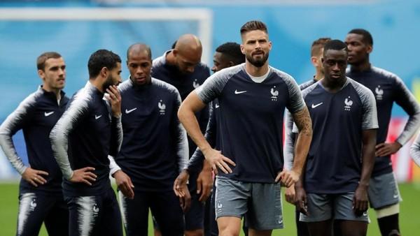 3 Duel Kunci di Laga Prancis vs Belgia
