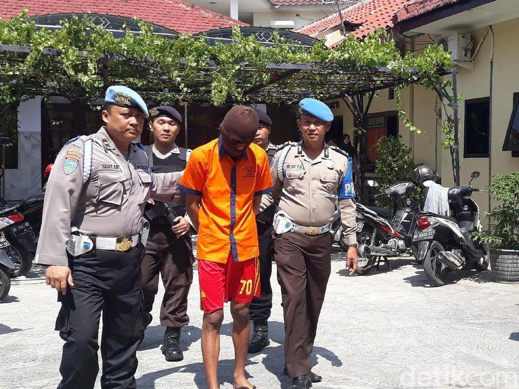 Jambret Belia Spesialis Perempuan di Madiun Dibekuk Polisi