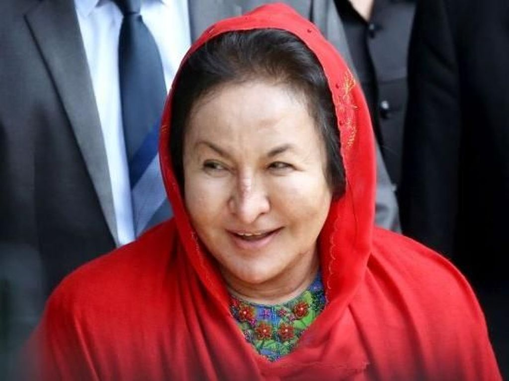 Bukti Dinilai Cukup, Sidang Korupsi Istri Najib Razak Berlanjut